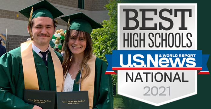 TC West Senior High School ranked among the nation's best high schools by U.S. News & World Report