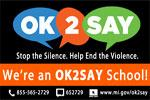Stop the Silence. End the Violence. Confidential tip hotline.