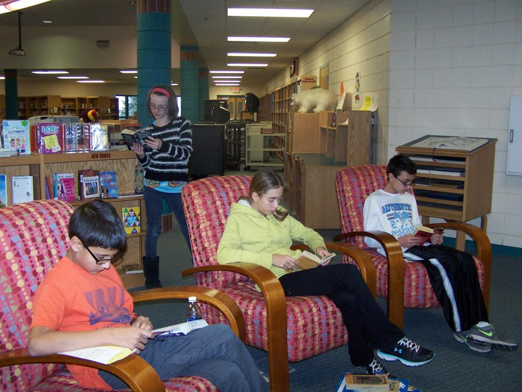 EMS library photo