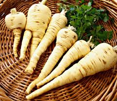 Parsnips - January Harvest of the Month