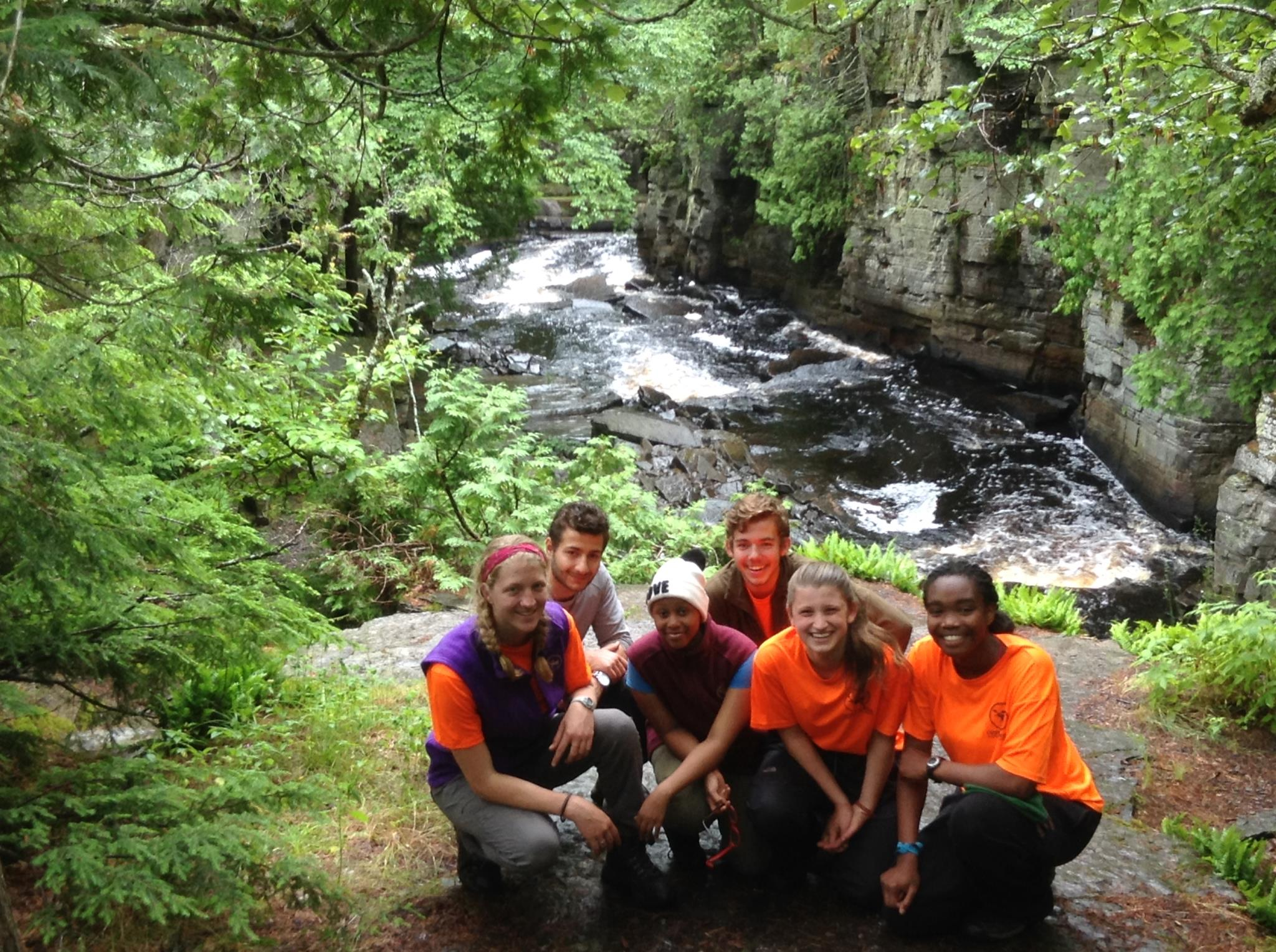 Crystalaires Summer Adventure Trip at McCormick Wilderness