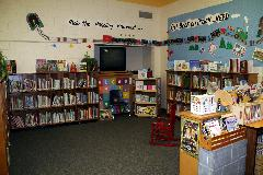 Long Lake Library Photo