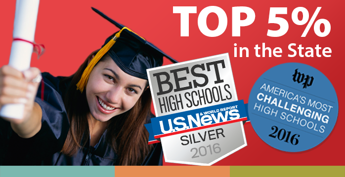 Best High Schools Web Banner