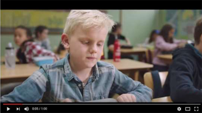 Pub Fosterhjem: A child has nothing to eat at school video graphic