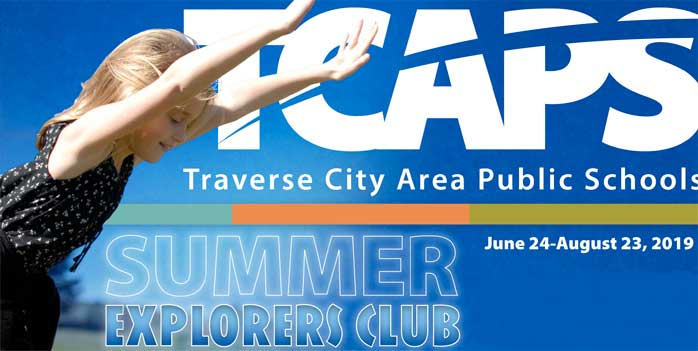 TCAPS Summer Explorers Club June 24-August 23, 2019