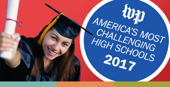 America's Most Challenging High Schools 2017