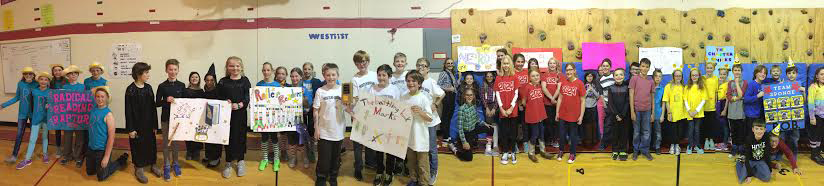 Willow Hill Battle of the Books Teams