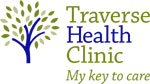 traverse health clinic logo